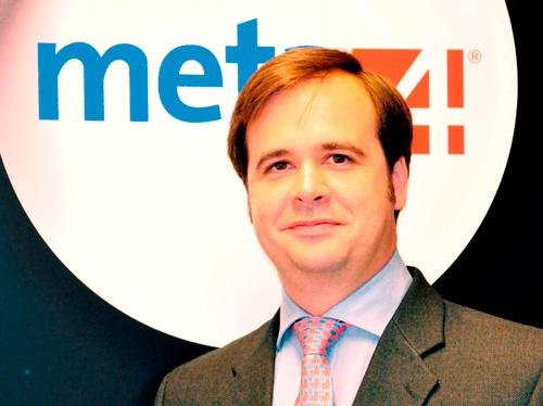 Juan Armada, nuevo director de Ventas Global SaaS HR de Meta4