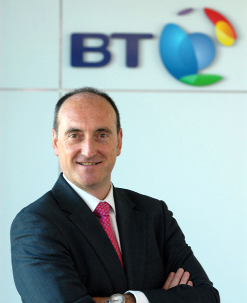 Luis Álvarez es nombrado CEO de BT Global Services