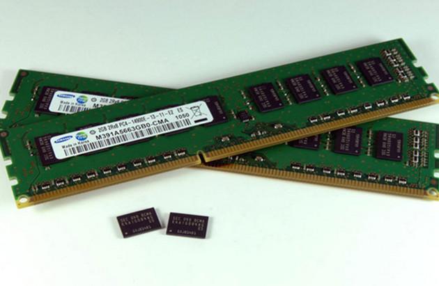 La DRAM para móviles y tablets supera a la del PC