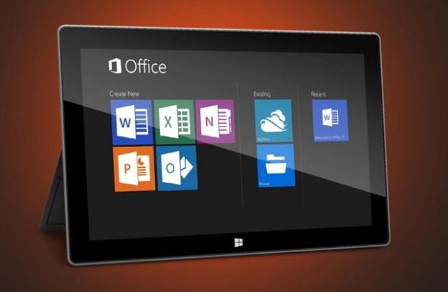 Microsoft Office 2013 630x411 Microsoft Office 2013, versiones y precio