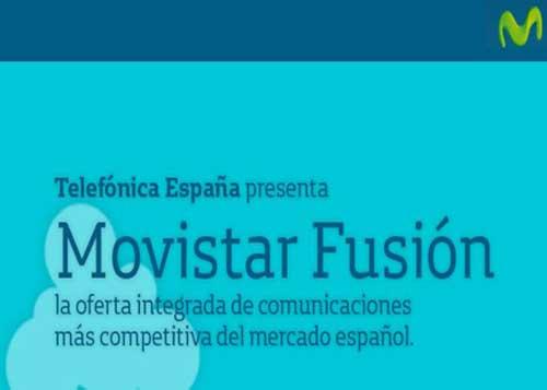 Vodafone: Telefónica pretende volver al 'remonopolio' con Movistar Fusion