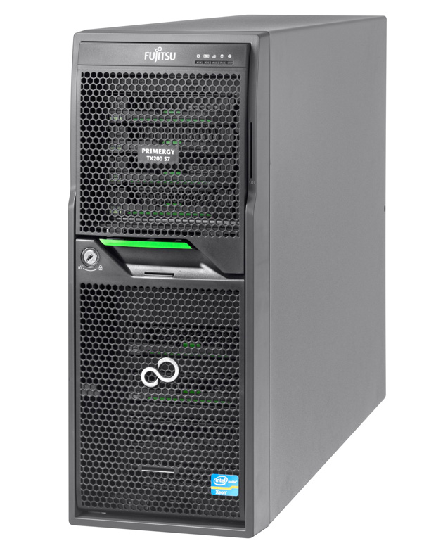Fujitsu presenta dos nuevos servidores: PRIMERGY TX200 S7 y TX150S8