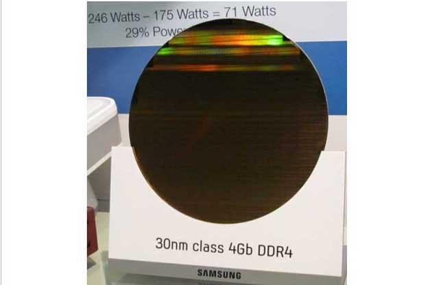 Samsung exhibe las memorias del futuro: DDR4