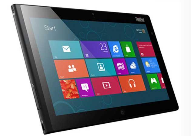 Tablet profesional Lenovo ThinkPad 2 el 26 de octubre por 799 dólares