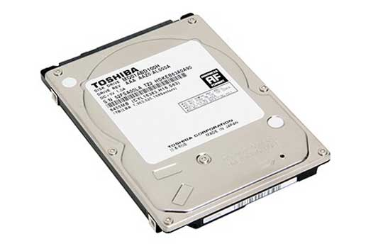 Toshiba anuncia nuevos discos duros híbridos