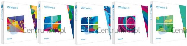 W8coreBox 630x156 ¿Son éstas las cajas para la versión retail de Windows 8?