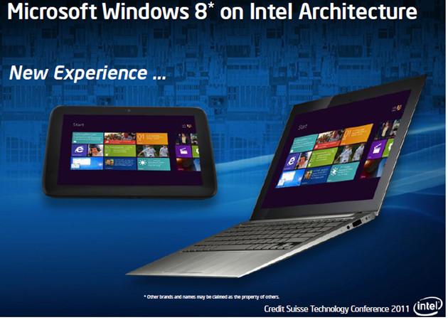 Intel niega que su CEO piense que Windows 8 no esté preparado