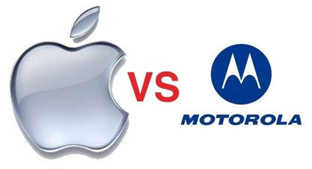 Apple vence a Motorola en Alemania en un caso de patentes