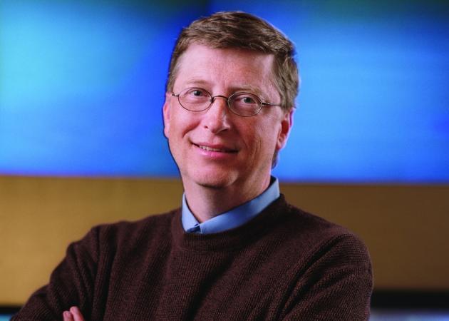 Bill Gates sigue siendo el multimillonario número uno de Estados Unidos