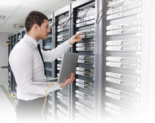 Centro de datos Interxion