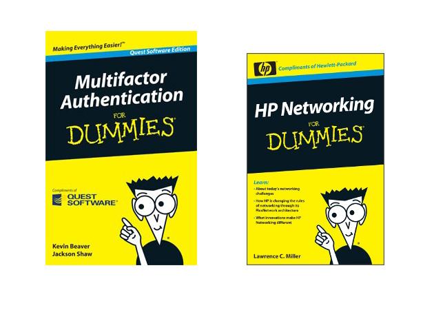 Quest Software presenta libros electrónicos sobre gestión de identidades y accesos