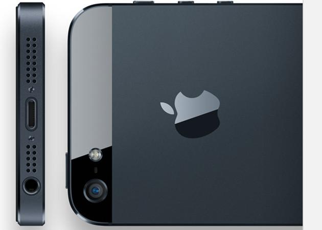 Los componentes del iPhone 5 cuestan 168 dólares