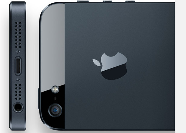 Apple vende cinco millones de iPhone 5 en un fin de semana