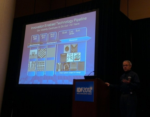Intel se toma la amenaza de ARM muy en serio: procesos de 5 nm en 2019