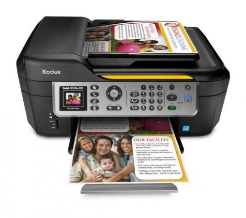 Kodak sigue a Lexmark y sale del negocio de la impresión de tinta