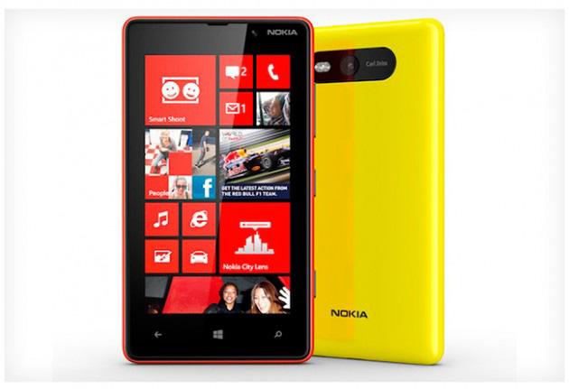 Windows Phone 8 se estrena en los nuevos Nokia