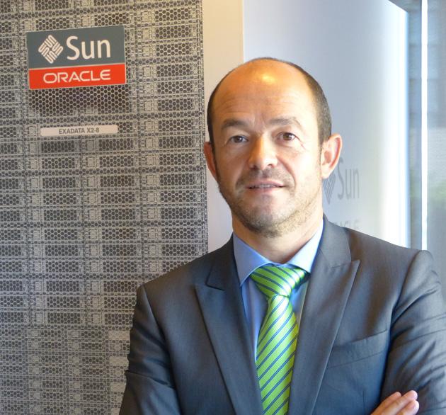 Miguel Salgado define la estrategia de Oracle Iberia en materia de hardware