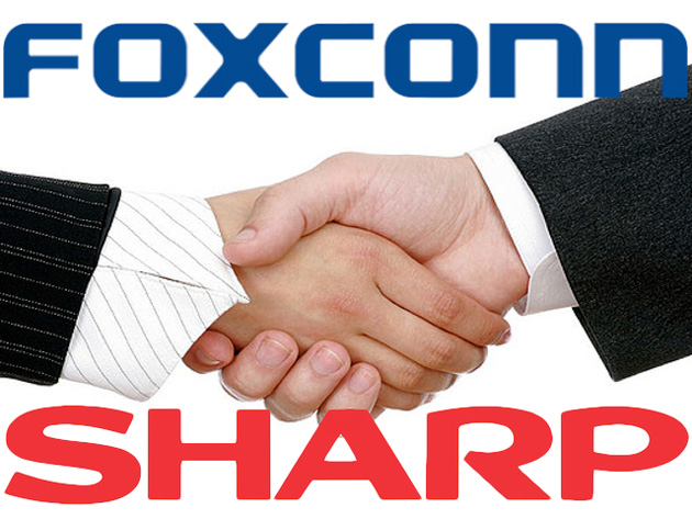 Sharp y Foxconn