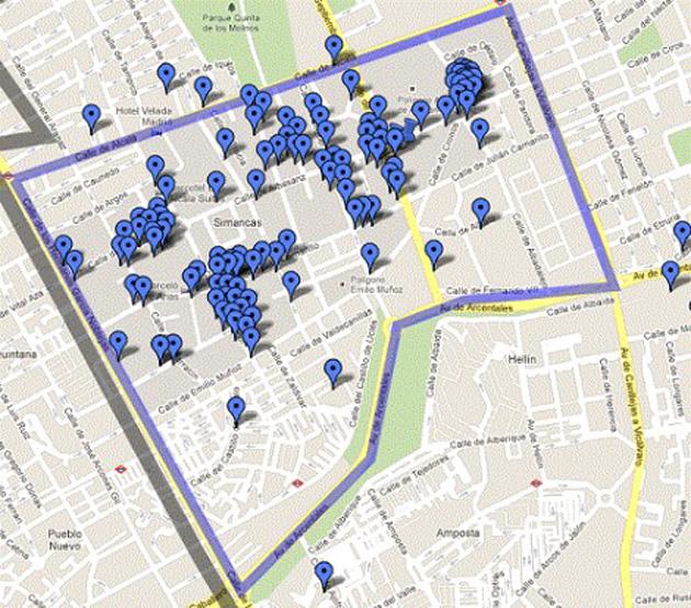 Silicon Alley de San Blas: las entrañas de las comunicaciones en España
