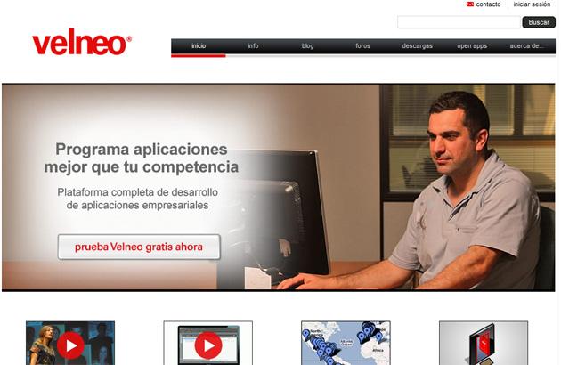 Velneo ofrece formación gratuita a programadores en paro
