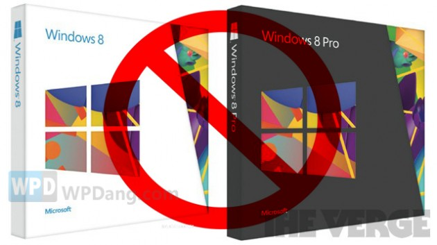 ¿Cancelará Microsoft la versión retail de Windows 8?