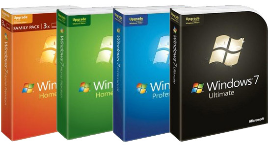 Windows 7 supera a XP y Mac OS X supera a Vista