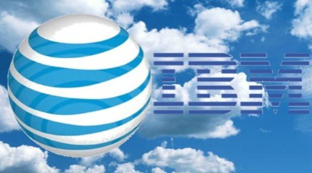 AT&T y IBM crean un servicio en la nube especial para empresas