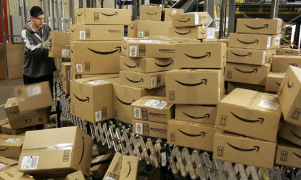 Amazon contratará a más de 50000 empleados estas navidades