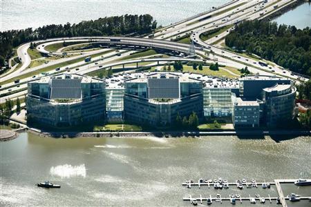 Apple sede central 2 El declive del gigante: Nokia vende su sede central en Finlandia