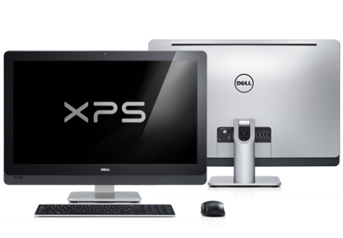 DELL XPS ONE 271 Dell anuncia precios y disponibilidad de equipos con Windows 8