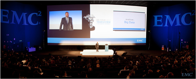 EMC Forum reúne a más de 900 profesionales en Madrid