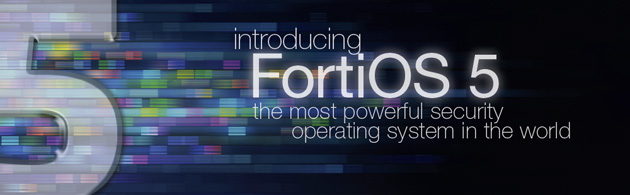 FortiOS 5.0