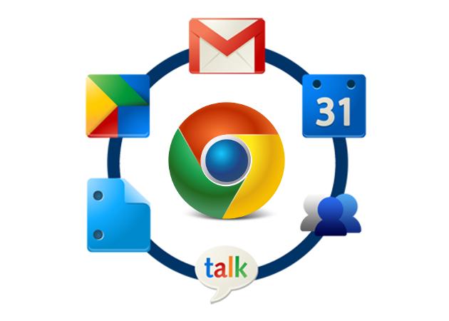 El soporte de Google Apps le llega a Chrome