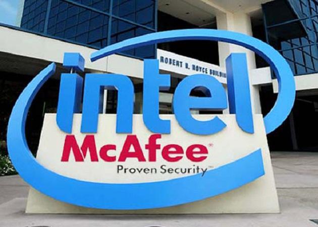 Intel reducirá la plantilla de McAfee