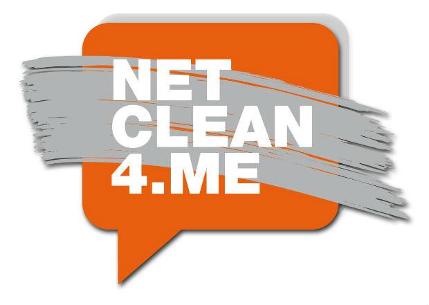 NETCLEAN4.ME una plataforma en la que los usuarios pueden borrar sus datos en Internet