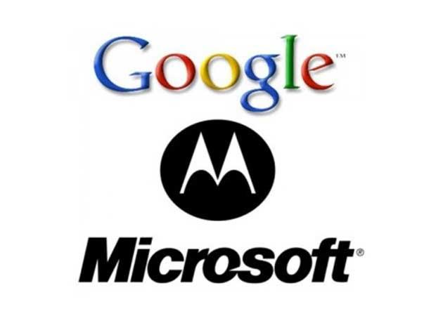 Motorola se escuda en Google y Microsoft demandará a ambos por Android