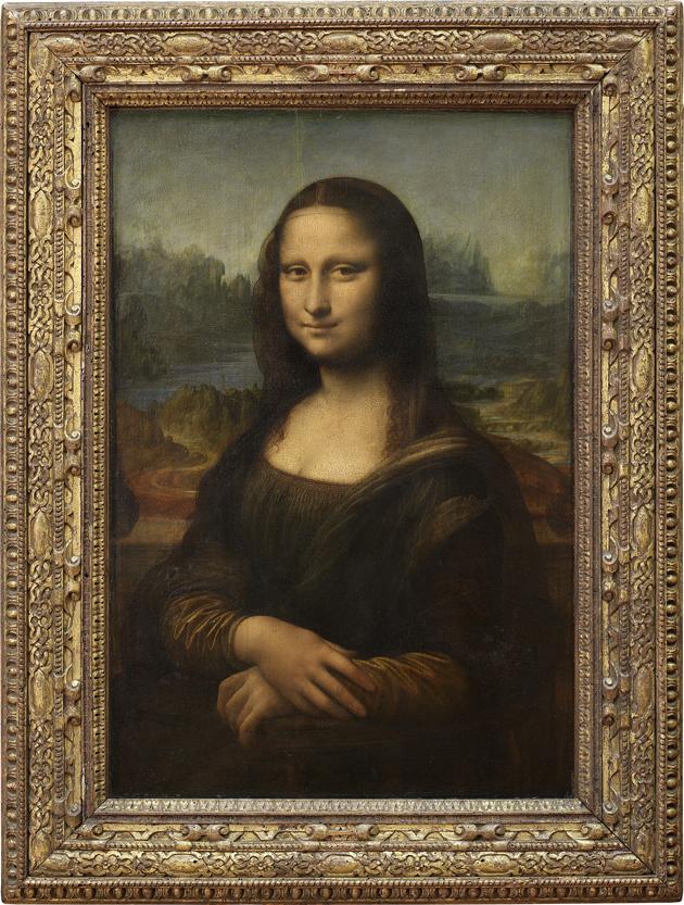 La Mona Lisa se iluminará con LED Toshiba