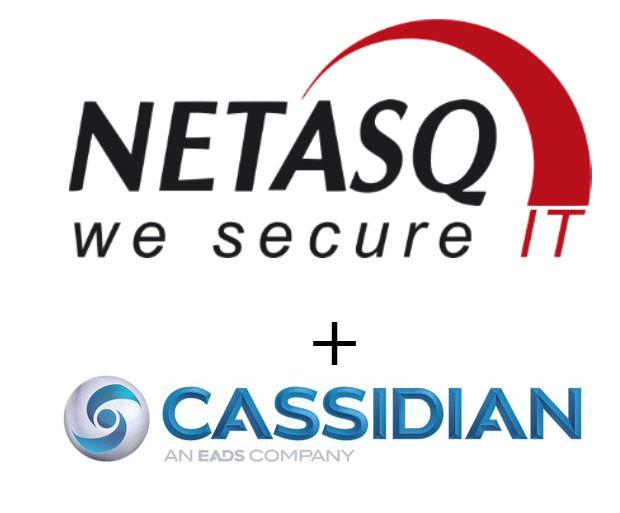 NETASQ y Cassidian se unen para dar más seguridad en la red
