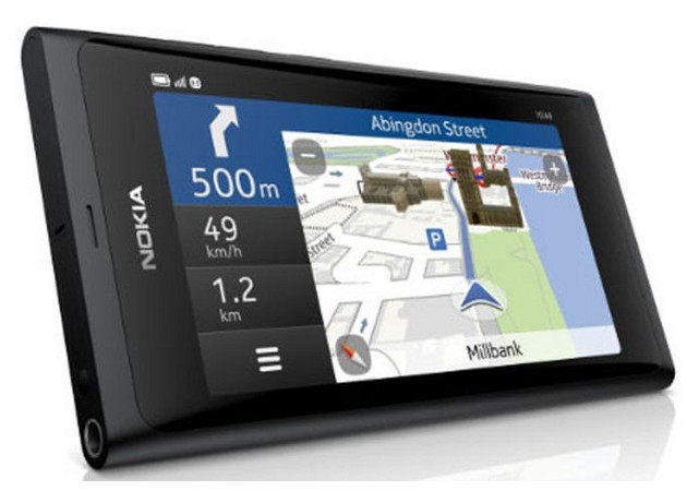 Oracle firma acuerdo con Nokia por su servicio de mapas