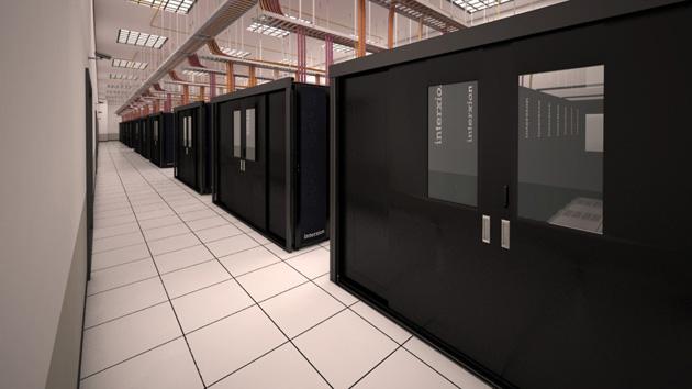Hispaweb amplía su infraestructura en el nuevo centro de datos de Interxion