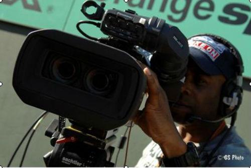 La Panasonic-AG-3DP1 fue la elegida para grabar el partido del Real Madrid Barça