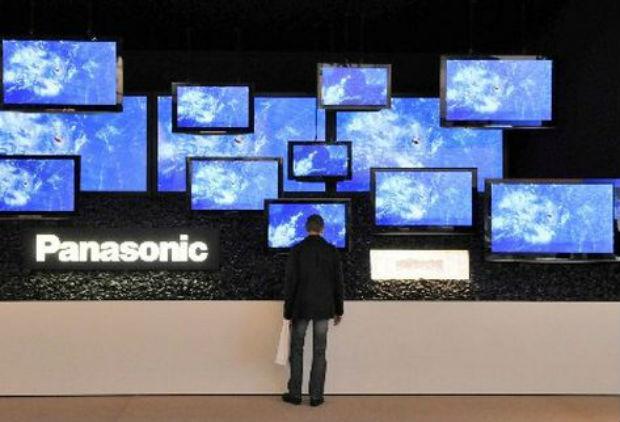 Panasonic presenta pérdidas en el último año fiscal