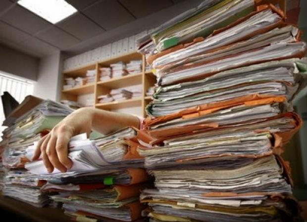 Las empresas españolas ponen en riesgo su información por almacenar papel