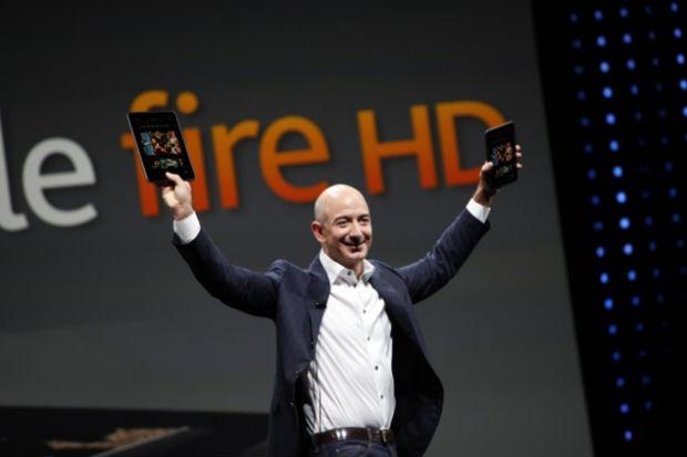 Amazon: El Kindle Fire HD alcanzó su mejor día de ventas tras el anuncio del iPad Mini