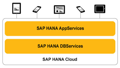 SAP HANA Cloud, una de las primeras plataformas cloud in memory de la industria