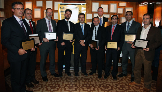 SAP entrega los SAP Quality Awards para España y Portugal