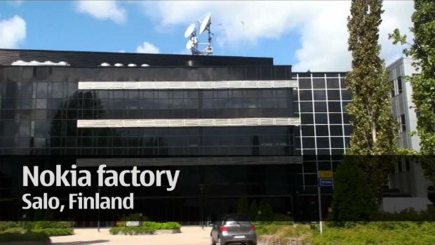 Nokia vende su última fábrica en Europa