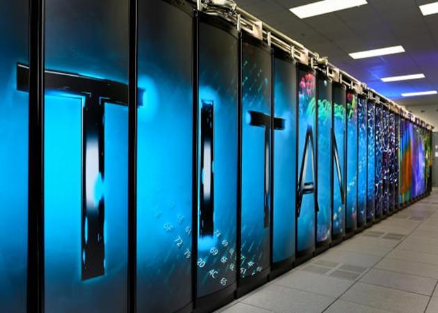 Puesta en marcha del supercomputador híbrido Titan, el más potente del mundo