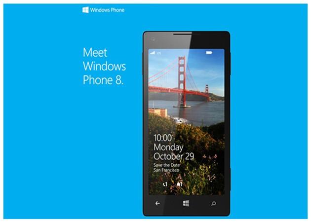 Microsoft lanzará Windows Phone 8 el 29 de octubre