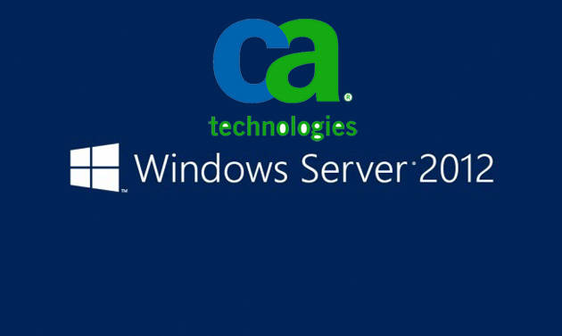 CA Technologies soporta Windows Server 2012 con clasificación de datos